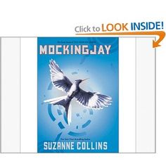 Mockingjay (Hunger Games Trilogy, Book 3) [Paperback]  Suzanne Collins (Author)  3.6 out of 5 starsSee all reviews(2,336 customer reviews) | Like (6)    Available from these sellers.      6newfrom$12.44 2usedfrom$15.99