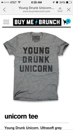 Hahahaha just add a unicorn head