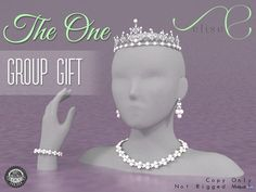 The One Jewelry Set May 2018 Group gift from elise - Frauen Schmuck Sims 3, The Sims 4 Pc, Sims 4 Mm Cc, Sims 4 Cas, Los Sims 4 Mods, Sims 4 Game Mods, Maxis, Sims 4 Wedding Dress, Wedding Dresses