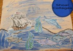 Shoal Collages