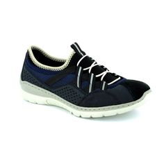 Get your ladies rieker trainers online now at Begg Shoes and Bags. Rieker lace up skechers: www.beggshoes.com  #riekershoes #rieker #sneakers #trainers #riekertrainers