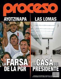Revista Proceso 09 November 2014 edition - Read the digital edition by Magzter on your iPad, iPhone, Android, Tablet Devices, Windows 8, PC, Mac and the Web.