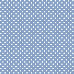 Hawthorne Threads - Tiny Dot - Tiny Dot in Cornflower