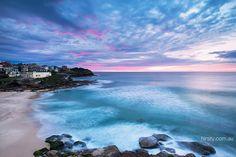 Imagine waking up to a sight like this - Tamarama, Sydney, Australia
