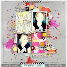 """Another layout for Hip Kit Club using the 2015 February Hip Kits! . @hipkitclub @mymindseyeinc @shop.evalicious @cratepaper #hipkits #hipkitclub…"""