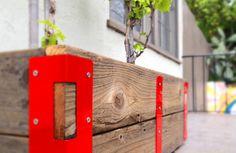 instant planter box!