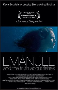 """Emanuel and the Truth About Fishes"" #Sundance2013 #stillneedtowatch"