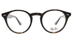 Details about New Ray Ban Eyeglasses Men RB 2180V Havana 2012 RB2180V ...