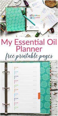 Get your essential oil stash all organized with these FREE Essential Oil Mini Planner!! Keep track of your essential oil wish list, members on your team, inventory, favorite recipes and more! All as a free printable download!