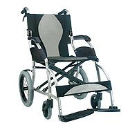 €420  Lightweight Wheelchair – Karma Weighs just 8.3kg(17lbs); S-Ergo system provides pressure relief and reduces sliding. Antimicrobial barrier upholstery protects from odour, staining and deterioration from bacteria, fungus and other microorganisims; Foldable backrest; Maximum User Weight: 100kg/16st