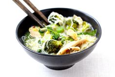 Gojee - Chicken Ginger Soup with Noodles