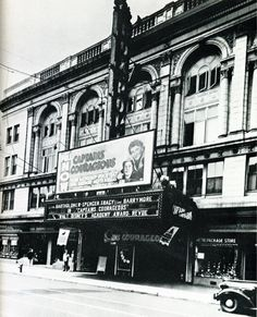 Italian immigrant Sylvester Z. Poli who was known for his wax sculptures in New York, went on to establish theaters throughout the US. Poli's Palace in Downtown  Bridgeport provided a lavish experience for theater goers with mirror and gold leaf decorations, marble and crystal chandeliers, curved balconies and stained-glass screens. Previously city theaters had wood chairs or bench seating.