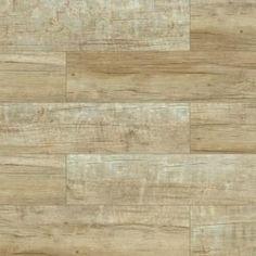 Merola Tile Attica Beige 16-7/8 in. x 16-7/8 in. Ceramic Floor and Wall Tile (14.15 sq. ft. / case)-FAZ18ATB - The Home Depot Mosaic Wall Tiles, Wood Mosaic, Wood Look Tile, Thing 1, Stone Tiles, Glazed Ceramic, Ceramics, Tile Flooring, Floors