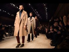 DESFILE BURBERRY - LONDON