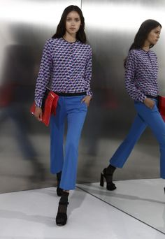 MSGM _ WOMAN 2012 CRUISE COLLECTION