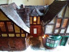 Scrooge`s Kontor oder Mezzanottis Nr. Cabin, House Styles, Home Decor, House, Decoration Home, Room Decor, Cabins, Cottage, Home Interior Design