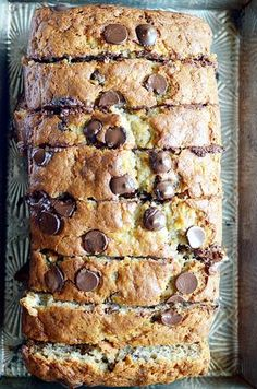 My mom's banana bread is full of chocolate chips and is SUPER soft and moist thanks to 4 whole bananas and a little bit of oil. It's the best! Happy Hump Day! On Monday, I shared with you a magical ca
