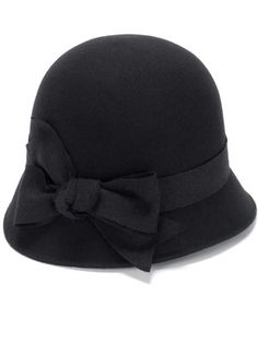 cloche. have to find a way to dress up the one I got for christmas. needs a bow or flower before its wearable