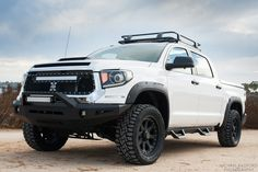 Magnum Bumper for the 2014 Toyota Tundra (pictured with RT-Series Light Bar). 2014 Toyota Tundra, Tundra Truck, Toyota Trucks, Bar Lighting, Cars Motorcycles, 4x4, Jeep, Automobile, Vehicles