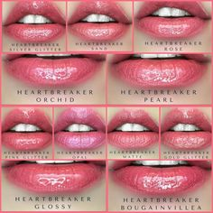 Let me introduce you to SeneGence Anti-Aging products and Long lasting Liquid Lip Color.