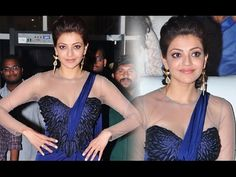 kajal agarwal hot in jayasurya audio launch