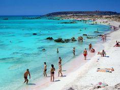 Elafinisi Beach,Crete