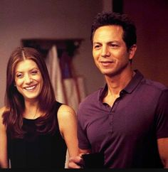 Private Practice: Drifting Back Erin Walsh, Kate Walsh, Benjamin Bratt, Movie Couples, Private Practice, Greys Anatomy, Movies And Tv Shows, Movie Tv, Romantic