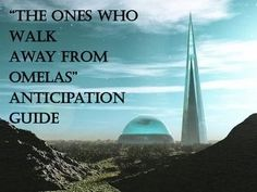 a review of ursula le guins short story the ones who walk away from omelas The ones who walk away from omelas is a 1973 short story by ursula k le guin it is a philosophical parable with a sparse plot featuring bare and abstract descriptions of characters the city of omelas is the primary focus of the narrative[1].