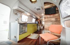 Modern Airstream in Salt Lake City on #Airbnb. #airstream