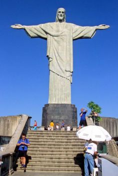Christ The Redeemer, Statue Of Liberty, Sculptures, Sketches, America, Adventure, Landscape, World, Pictures