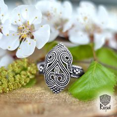 If your size is not in the options, please write to us and maybe well do it.  Ring germ of life. The Tree of Life. Irminsul. Yggdrasil. The ring is made