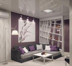 palette-couleur-salon-lavande-cendré-canapé-angle-gris