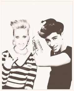 Perrie Edwards and Zayn Malik THEY PERFECT!!!!!!