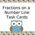 24 task cards to help students identify fractions on a number line.  Different levels of cards meet the needs of different students in your class. ...