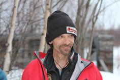 Lance Mackey in Iditarod