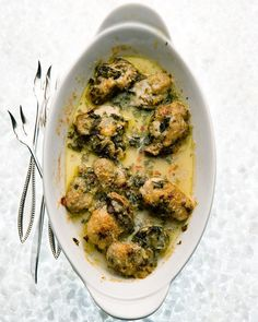 Broiled Oysters - Martha Stewart Recipes