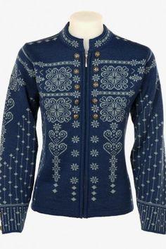 Art.629 Maud | Norlender - Traditional Norwegian Knitwear