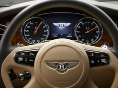The Bentley Cockpit