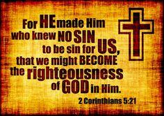 2 Corinthians 5.21
