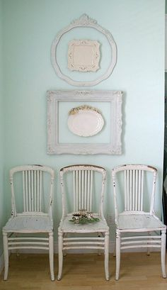 chairs and frames