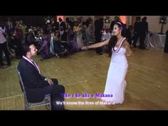 Janella and Johnny. Truly beautiful bride and dancing. This is my favorite wedding hula dance video. She is so beautiful!