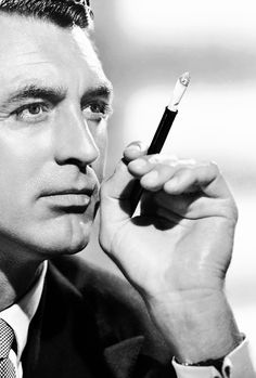 Cary Grant by Ted Allan