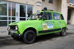 https://flic.kr/p/G3fWvQ | 4L Trophy | Renault 4L Trophy ce matin à Toulouse