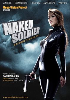 Naked Soldier Movie Poster. #movie #poster #film