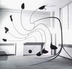 Alexander Calder, Spider