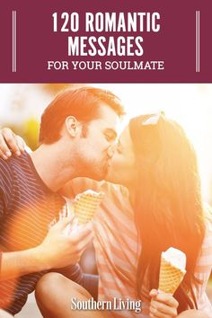 Crafting the perfect romantic message and expressing how much you care about someone may be difficult, but it can also be incredibly rewarding. If you need a dash of inspiration, explore these short love messages and quotes about love for a little help with telling your beloved just how much you care! #romanticmessages #boyfriendquotes #girlfriendquotes #lovequotes #southernliving Girlfriend Quotes, Boyfriend Quotes, Say I Love You, Told You So, My Love, Best Quotes, Love Quotes, Inspirational Quotes, Romantic Love Messages