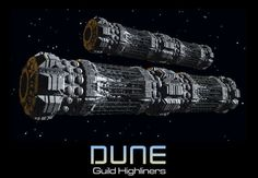 Guild Highliners by Glazy #dune #scifi