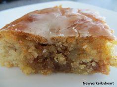 Kanelsnegle-kage   (fra Newyorkerbyheart)