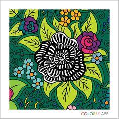 Florals Volume l, #5