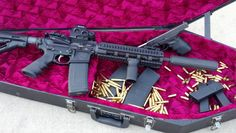 Vltor MUR-1A, Seekins Billet Trigger Guard, KNS Stainless Steel Pins, and...More  Get it all at VertexOps.com Fire Powers, Weapon, Man Cave, Sick, Guns, Stainless Steel, Type, Weapons Guns, Weapons